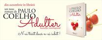 Romanul Adulter, de Paulo Coelho