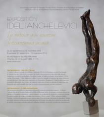 Expozitie Idel Ianchelevici