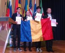 Elevii romani la Olimpiada Internationala de Stiinte ale Pamantului