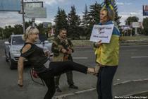 Irina Dovgani, declarata dusman de separatisti
