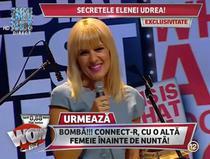 Elena Udrea cantand in direct