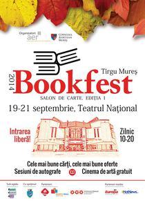 Bookfest Tirgu Mures