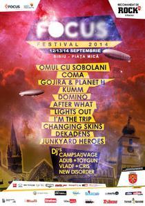 Focus Fest 2014