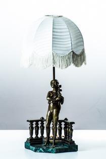 Lampa de mas