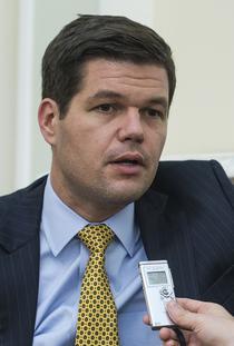 Presedintele CEPA, Wess Mitchell