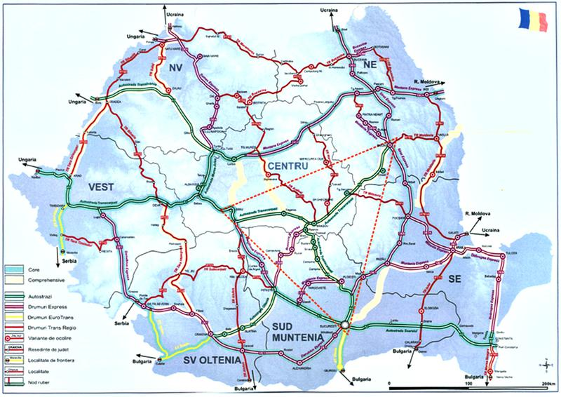 Oficial Asa Arata Masterplanul De Transport Vezi Sinteza