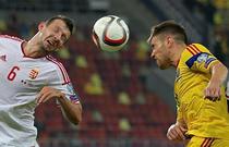Romania vs Ungaria 1-1