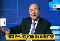 Traian Basescu, la Realitatea TV