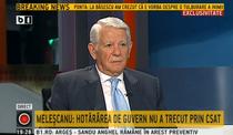 Teodor Melescanu, la B1TV