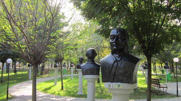Statuile parcului (3)
