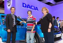 Dacia cu numarul 3 milioane