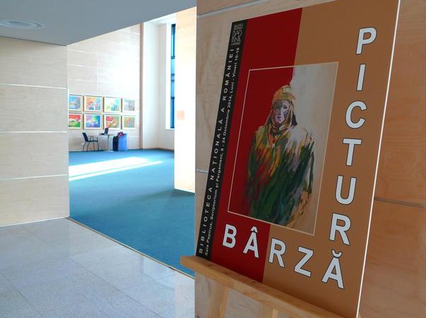 Expozitie Florin Barza