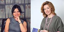 Larisa Petrini si Simona Gherasim