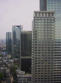 Banci din Frankfurt