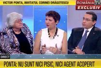 Ponta, la RTV