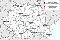 Proiectele implementate pana in 2020. Sibiu - Pitesti lipseste / propunerea din MPGT