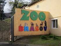 Intrarea la Zoo Brasov