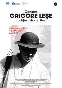 Afis Grigore Lese