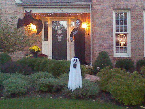 Halloween la Naperville