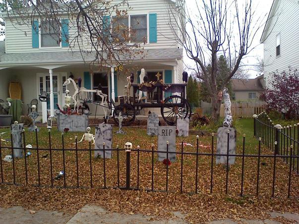 Halloween la Naperville (3)
