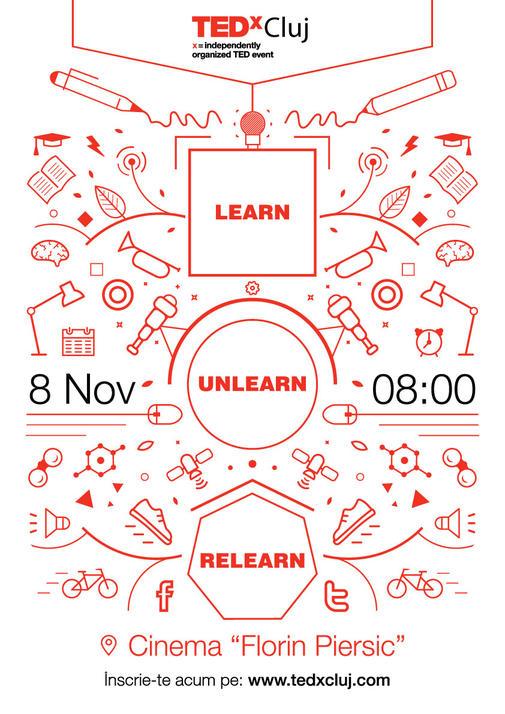 Afis TEDxCluj