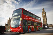 Un autobuz din UK
