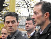 Alexandru Mazare si Radu Mazare (foto arhiva)