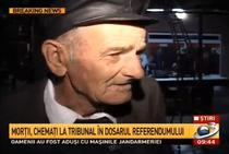 Antena 3 despre referendum