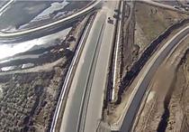Autostrada Arad - Nadlac (octombrie 2014)