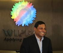 TK Kurien, CEO al companiei indiene de IT Wipro