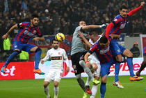 Fotogalerie: Steaua - Dinamo