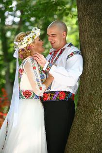 Elena Lasconi - nunta 1
