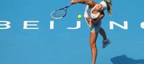 Maria Sharapova, invingatoare la Beijing