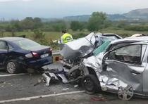 Accident in Grecia