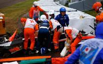 Accidentul suferit de Jules Bianchi