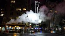 Strazile din New York, noaptea (realizat cu K Zoom)
