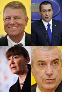 Candidati la alegeri