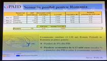 Scenariu posibil pentru Romania