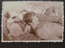 Fotografii cu Victor Ponta si Klaus Iohannis din arhivele personale