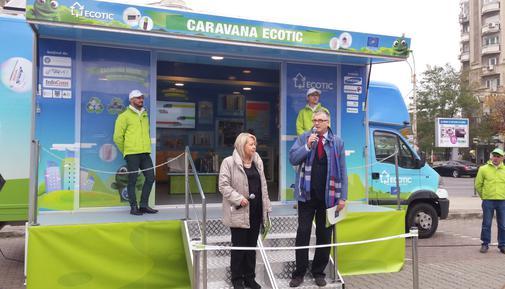Lansare Caravana ECOTIC