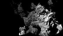 Philae a ajuns pe cometa