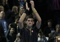 Novak Djokovic, la Turneul Campionilor