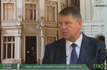 Klaus Iohannis la Etno TV