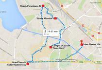 Harta sectii alternative in Grozavesti
