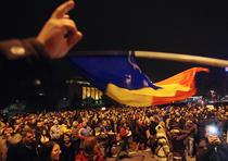 Fotogalerie: Proteste in Bucuresti