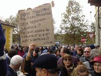 Torino a votat dupa multe ore