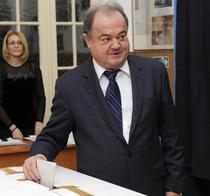 Vasile Blaga la alegerile prezidentiale 2014 primul tur