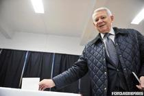 Teodor Melescanu la alegerile prezidentiale 2014 primul tur