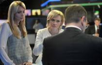 Daciana Sarbu, Gabriela Firea si Victor Ponta la confruntarea de la Realitatea