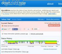 Probleme cu Yahoo Mail si Messenger